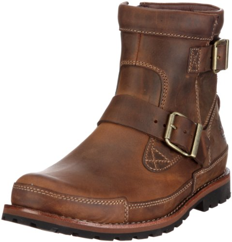 Timberland Men's Earthkeepers Strap and Buckle Gaucho Roughcut Pull On Boot 74153 10 UK