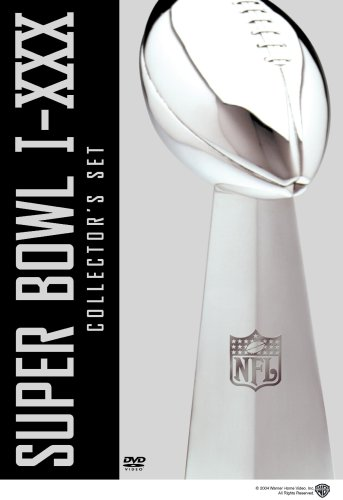 Nfl Super Bowl Collection: Super Bowls I-xxx Dvd Picture