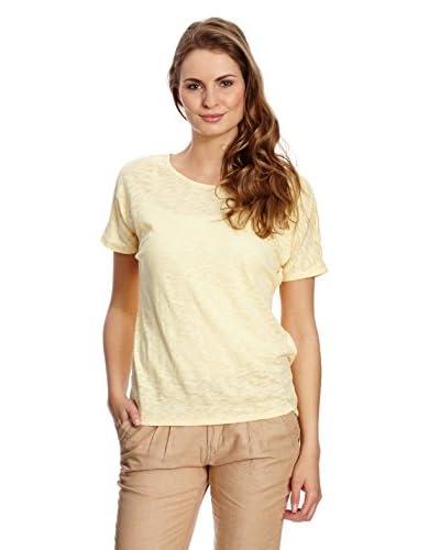 Time Out T-Shirt Manica Corta [Giallo Chiaro]