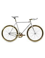 State Bicycle Core Model Fixed Gear Bicycle - El Dorado, 46 cm