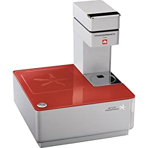 Illy Caffe Y1.1 216623 Touch Espresso Machine, Red by Illy Caffe