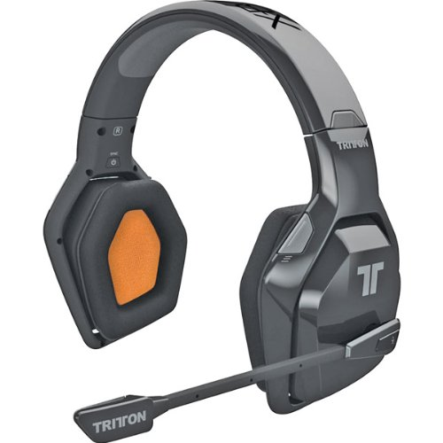 Brand New Tritton Warhead 7.1 Dolby Wireless Surround Gaming Headset For Xbox 360