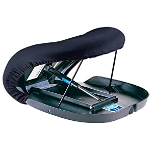 Duro-Med Seat Assist Chair Lift, Navy (95-220lbs)