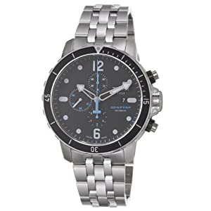 Tissot Seastar Automatic Chronograph Black Dial Men's watch #T066.427.11.057.00