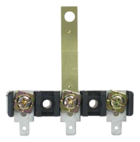 GE WE4M325 Terminal Block and Grounding Strap