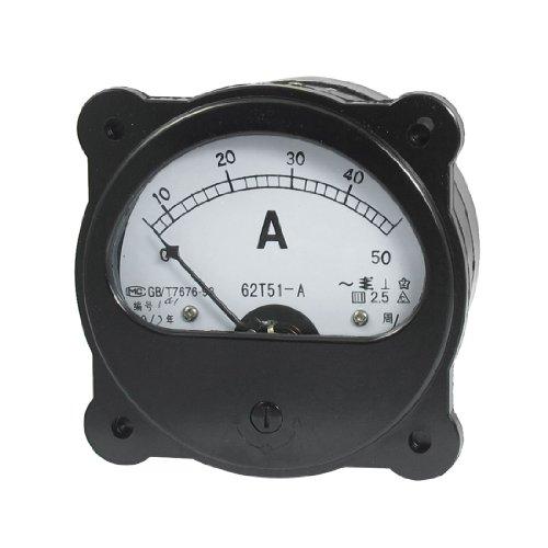 85C1 DC 0-100mA Class 2.5 Accuracy Vertical Mounted Panel Meter Ammeter Gauge
