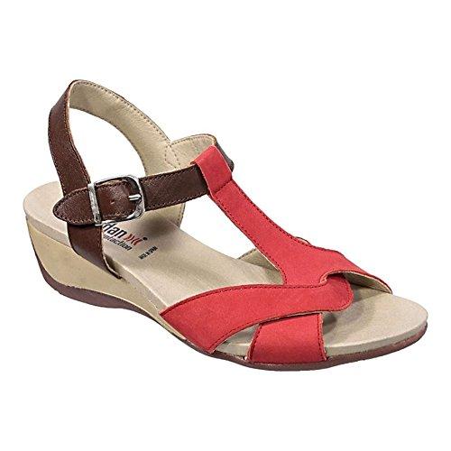Callaghan, Sandali donna Rosso Rojo 37
