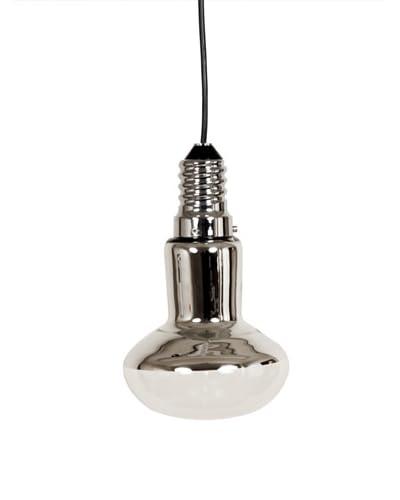 Control Brand The Ella LED 1-Light Pendant Lamp, Chrome