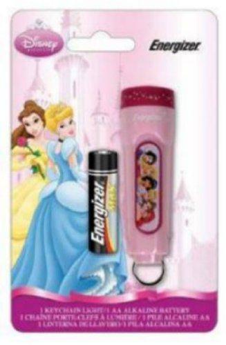 Energizer Novelty Led Keychain Light, Disney Princess front-615613