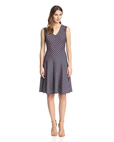 Leota Women's Madeline Fit and Flare Dress