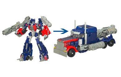 Transformers Dark of the Moon Optimus Prime 28737