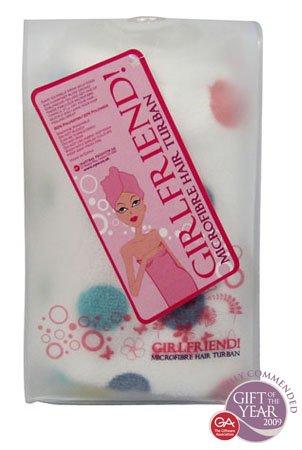 Girlfriend! Microfibre Quick Dry Hair Turban