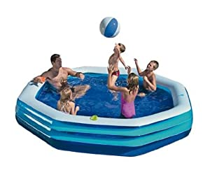 10ft Neighbourhood Inflatable Swim Centre Pool 1806 Litres Garden Outdoors