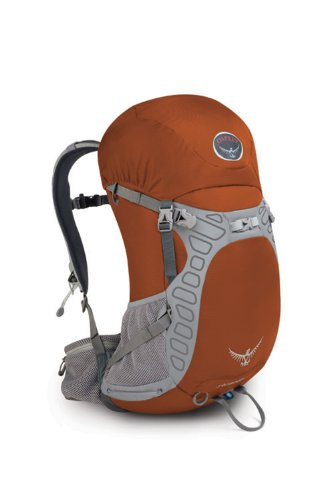 Osprey Packs Stratos 26 Backpack (Magma Orange, Medium)