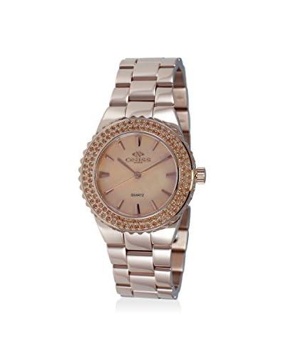 Oniss Women's on8181-LRG/R/OG-C Rose Gold Stainless Steel Watch