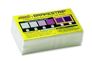BrakeStrip Corrosión Rating Scale (400 tarjetas por caja): Automotive