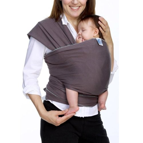 Fantastic Deal! Moby Wrap Original 100% Cotton Baby Carrier, Slate
