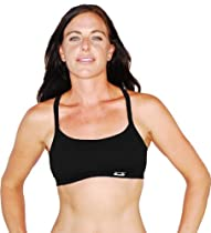 Zensah Fitness Bra (Black, X-Small/Small)