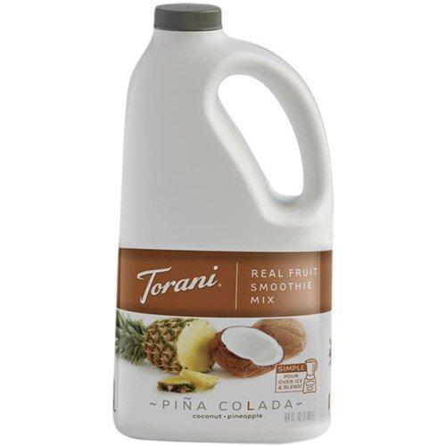 Torani Green Apple Real Fruit Smoothie Mix, 64 Oz front-670882