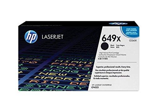 HEWLETT PACKARD HP Cartouche toner haute capacité noir CE260X