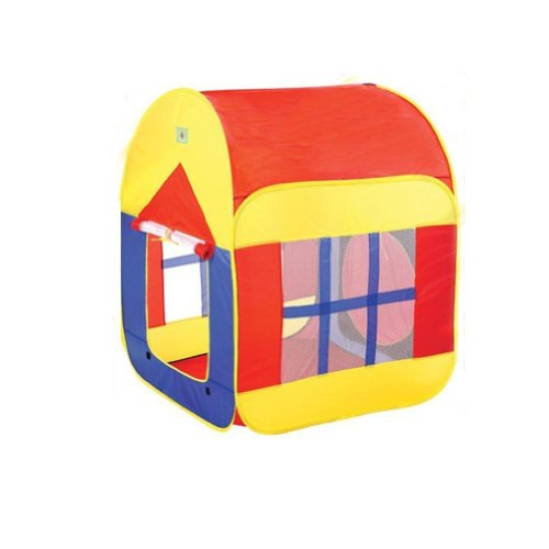 Boys Tent Bed front-43898