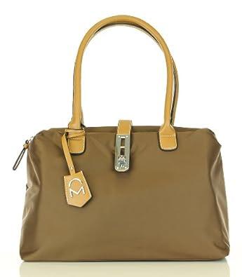 Noble Mount Arizzo Shoulder Handbag - Brown