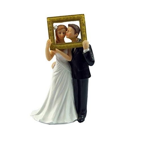 ACME-Figurine-Decoration-de-Mariage-Gateau-Topper-Wedding-Cake-Personnalise-Moderne-Romantique-Faveur-de-mariage-et-de-la-dcoration