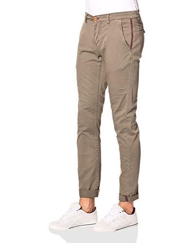 AMERICAN PEOPLE Pantalone School [Grigio]