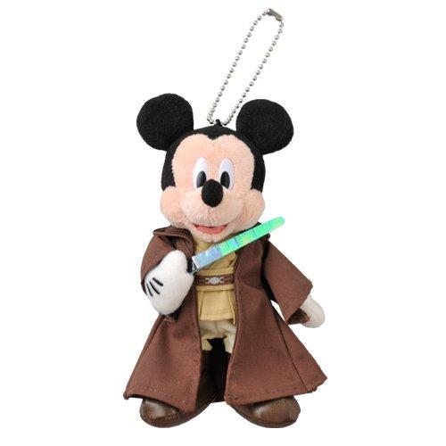 東京ディズニーリゾート ミッキーマウス バッジ スターツアーズ ルーク・スカイウォーカーVer