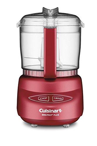 Cuisinart Dlc-2Agm Mini-Prep Plus Food Processor, Garnet