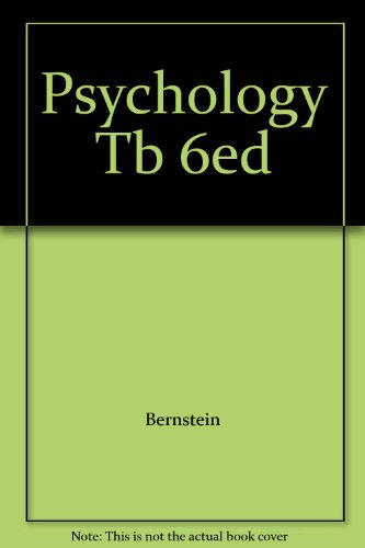 Psychology Tb 6ed