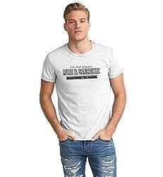 Dreambolic Rude Asleep Half Sleeve T-Shirt