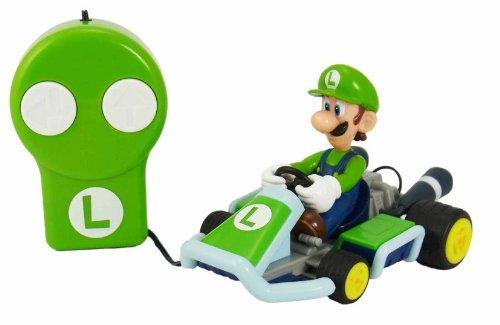 Nintendo-Mario-Cart-Luigi-Remote-Control-Car