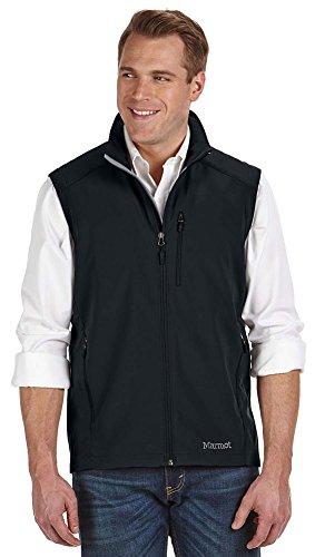 Marmot Men's Approach Vest, 2XL, BLACK
