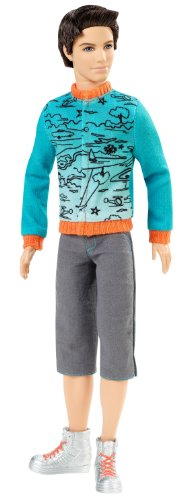 Barbie Fashionistas Ken Sporty Doll 2011