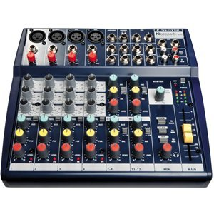 Soundcraft Notepad 124 Mixer