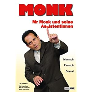 Monk, Bd. 4: Mr Monk und seine Assistentinnen