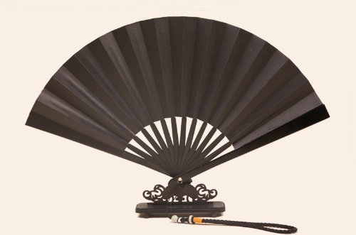 鉄扇 7寸 古式 ステンレス製 護身術に  外箱付 アニメ専線