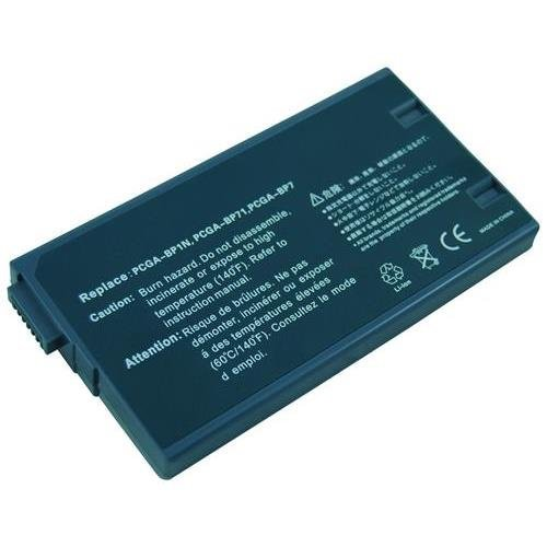 Click to buy Sony VAIO PCG-F480 PCG-F480K PCG-F490 PCG-F490K Deep Blue 4400mAh/65Wh 8 Cell Compatible Battery - From only $22.95