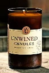 Oak and Amber Candle by Unwined Candles