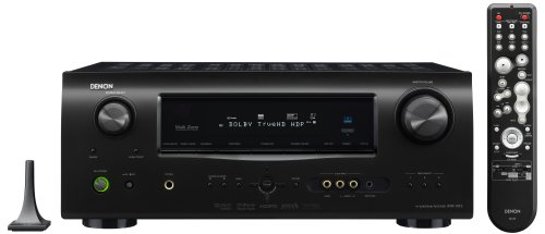 1 best buy denon avr1910 7 1 channel multi zone home for Yamaha multi zone receiver