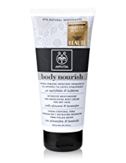 APIVITA Body Nourish Cream with Almond & Lavender 200ml