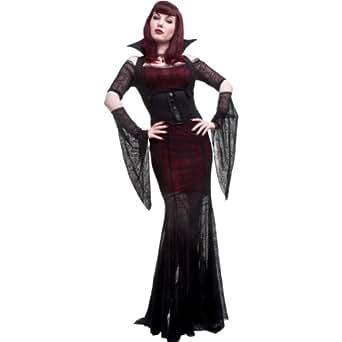 Lip Service Sexy Midnight Vampire Costume (Medium) (Medium)