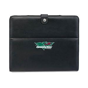 Wisconsin Green Bay Deluxe Black iPad Stand 'Green Bay Phoenix w/Phoenix'
