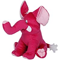 MPU Value Mart Tabby Toys Pink Elephant Soft Toy (Pink)