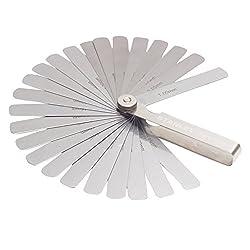 Stanley 70115S 25 Blade Feeler Gauge