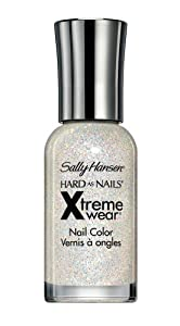 Sally Hansen Hard as Nails Xtreme Wear, Disco Ball, 0.4 Fluid Ounce