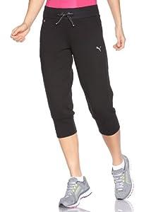 Puma Move Pantalon 3/4 femme Noir M