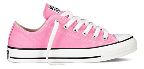 Converse Men's Chuck Taylor All Star Low Top Sneaker Pink 5.5 M