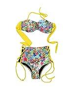 4giveness Bikini (Multicolor / Amarillo)